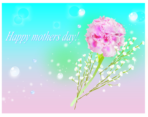 Mother's day ありがとう