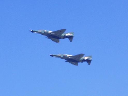 RF-4 偵察機